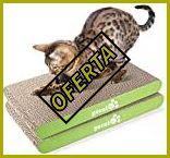 Alfombra rascador para gatos