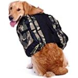 Alforjas impermeables para perros