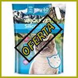 Arenas de silice para gatos