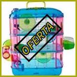 Jaulas para hamster plastico