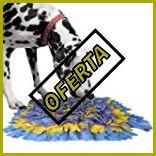 Alfombras olfativa para perros